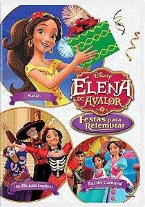 ELENA DE AVALOR - FESTAS PARA RELEMBRAR