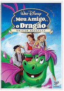 MEU AMIGO O DRAGÃO 1977 DVD