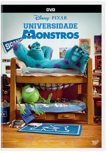 UNIVERSIDADE MONSTROS DVD