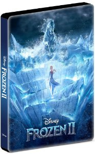 FROZEN 2  STEELBOOK