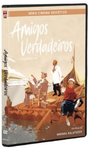 AMIGOS VERDADEIROS - ENTREGA PREVISTA PARA A PARTIR DE 20/03/2020