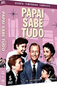 PAPAI SABE TUDO -  4ª TEMPORADA COMPLETA