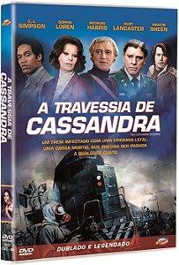 A TRAVESSIA DE CASSANDRA - ENTREGA PREVISTA PARA A PARTIR DE 30/04/2020