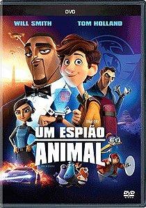 UM ESPIÃO ANIMAL DVD