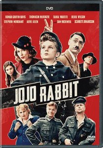 JOJO RABBIT DVD
