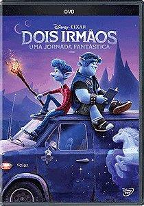 DOIS IRMÃOS - UMA JORNADA FANTÁSTICA DVD