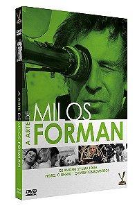 A ARTE DE MILOS FORMAN - ENTREGA PREVISTA PARA A PARTIR DE 19/06/2020