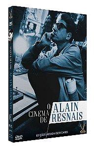 O CINEMA DE ALAIN RESNAIS - ENTREGA PREVISTA PARA A PARTIR DE 19/06/2020
