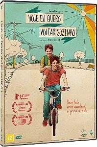 HOJE EU QUERO VOLTAR SOZINHO DVD