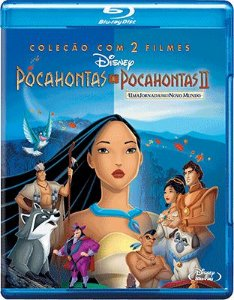 POCAHONTAS - 2 FILMES BD - ENTREGA PREVISTA PARA A PARTIR DE 24/08/2020