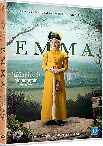 EMMA - DVD - ENTREGA PREVISTA PARA A PARTIR DE 24/08/2020