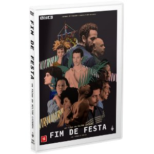 FIM DE FESTA - DVD *