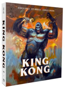 KING KONG - 1976 - BD  - ENTREGA PREVISTA PARA A PARTIR DE 15/10/2020