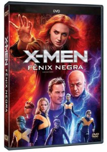 X-MEN: FÊNIX NEGRA DVD