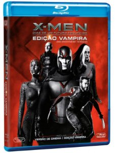 X-MEN: EDIÇÃO VAMPIRA - BD DUPLO