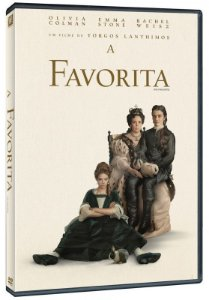 A FAVORITA DVD
