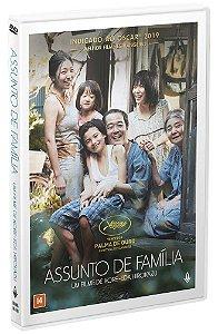 ASSUNTO DE FAMÍLIA DVD*