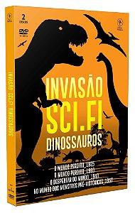 INVASÃO SCI-FI - DINOSSAUROS