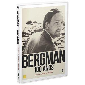 BERGMAN 100 ANOS - ENTREGA PREVISTA PARA A PARTIR DE 22/10/2020