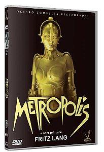 METRÓPOLIS DVD *