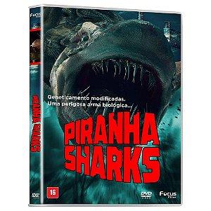 PIRANHA SHARKS - ENTREGA PREVISTA PARA A PARTIR DE 13/10/2020