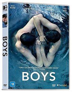 BOYS - ENTREGA PREVISTA PARA A PARTIR DE 13/10/2020