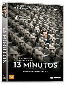 13 MINUTOS - ENTREGA PREVISTA PARA A PARTIR DE 13/10/2020