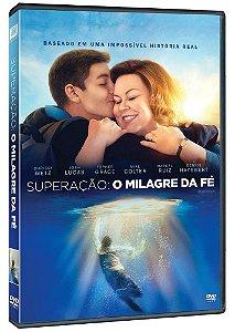 SUPERAÇÃO: O MILAGRE DA FÉ -  DVD - ENTREGA PREVISTA PARA A PARTIR DE 30/11/2020