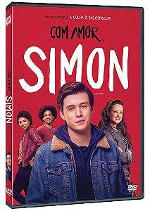 COM AMOR, SIMON -  DVD