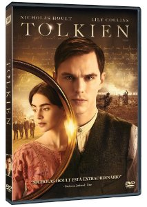 TOLKIEN -  DVD - ENTREGA PREVISTA PARA A PARTIR DE 30/11/2020