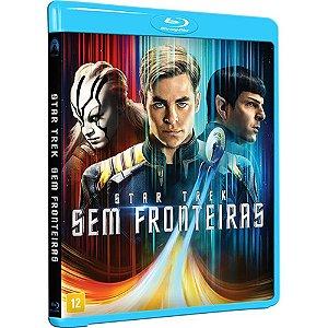 STAR TREK - SEM FRONTEIRAS BD