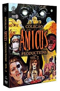 COLEÇÃO AMICUS PRODUCTIONS VOL.3 - 3 DISCOS - ENTREGA PREVISTA PARA A PARTIR DE 14/12/2020