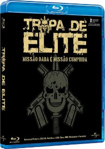 TROPA DE ELITE- BD