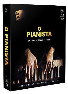 O PIANISTA - EDIÇÃO DE LUXO [DIGIPAK COM 1 BLU-RAY, 1 DVD, 1 CD]