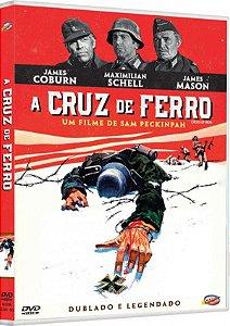 A CRUZ DE FERRO - ENTREGA PREVISTA PARA A PARTIR DE 18/12/2020