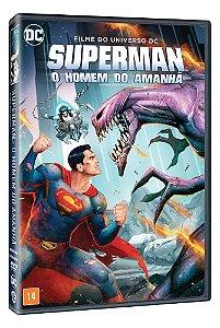 SUPERMAN - O NOVO AMANHÃ - ENTREGA PREVISTA PARA A PARTIR DE 18/12/2020