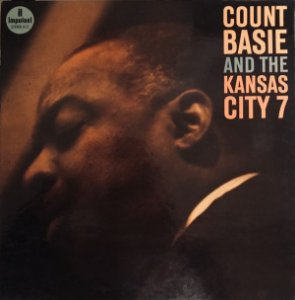 LP COUNT BASIE AND THE KANSAS CITY 7