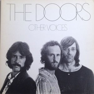 LP THE DOORS - OTHER VOICES