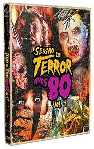 SESSÃO DE TERROR ANOS 80 VOL.4