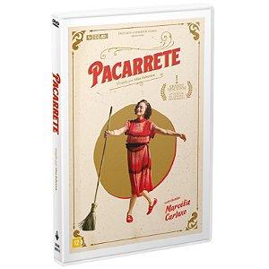 PACARRETE DVD - ENTREGA PREVISTA PARA A PARTIR DE 10/03/2021
