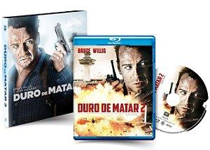 DURO DE MATAR 2  -  BD + LUVA