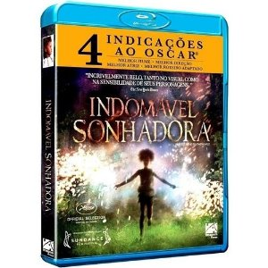 INDOMÁVEL SONHADORA - BLU-RAY