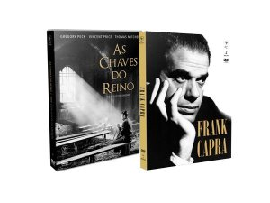 COMBO  FRANK CAPRA + AS CHAVES DO REINO