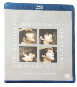 THE BEATLES - A HARD DAY'S- BLU-RAY