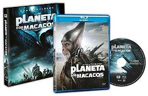 PLANETA DOS MACACOS (2001) - BD + LUVA - ENTREGA PREVISTA A PARTIR DE 30/06/2021