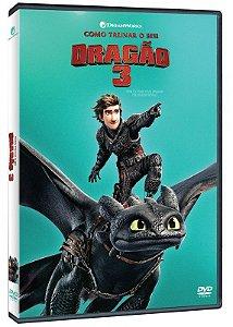 COMO TREINAR SEU DRAGÃO 3 - DVD - ENTREGA PREVISTA PARA A PARTIR DE 19/05/2021