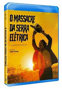 O MASSACRE DA SERRA ELÉTRICA  -  BD SIMPLES 1 DISCO