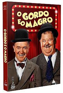 O GORDO E O MAGRO [DIGIPAK COM 2 DVD'S] - ENTREGA PREVISTA A PARTIR DE 25/05/2021