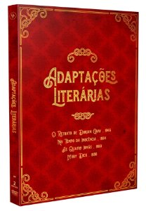 ADAPTAÇÕES LITERÁRIAS [DIGIPAK COM 2 DVD'S] - ENTREGA PREVISTA A PARTIR DE 25/05/2021