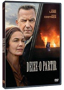 DEIXE-O PARTIR - DVD - ENTREGA PREVISTA A PARTIR DE 23/06/2021
